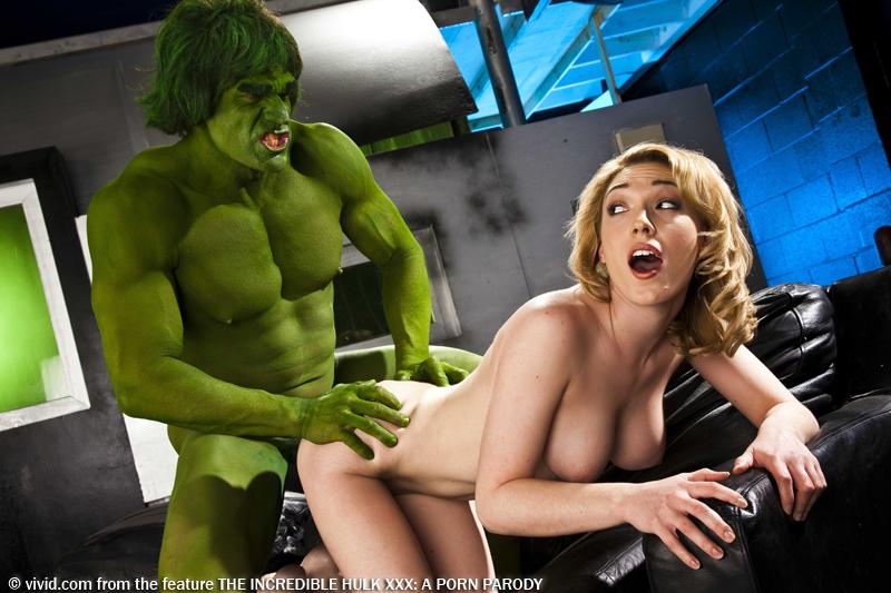 Have Hulk porn parody xxx accept